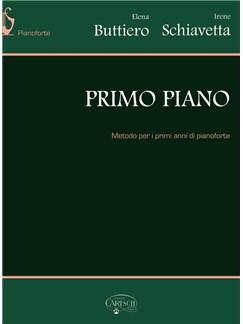 Elena Buttiero/Irene Schiavetta: Primo Piano Books | Piano