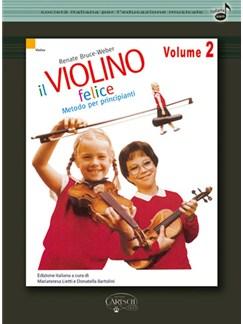Il Violino Felice, Volume 2 Books | Violin