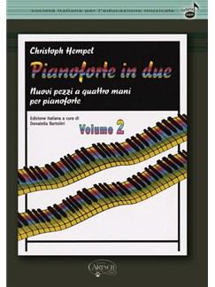 Pianoforte in Due, Volume 2 Libro | Piano Dúos