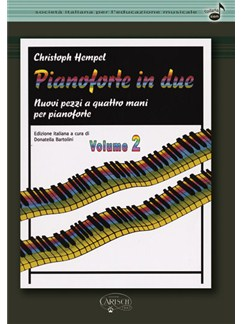 Pianoforte in Due, Volume 2 Books | Piano Duet