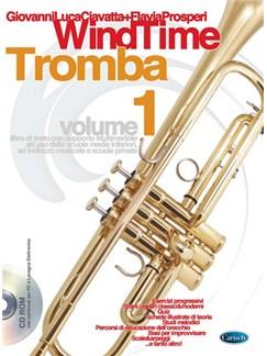 Windtime - Metodo di Tromba Books and CD-Roms / DVD-Roms | Trumpet