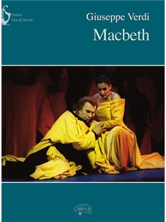 Giuseppe Verdi: Macbeth (Vocal score) Books | Piano & Vocal