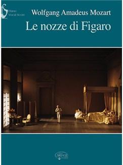 Wolfgang Amadeus Mozart: Le Nozze di Figaro (Vocal Score) Livre | Chant et Piano