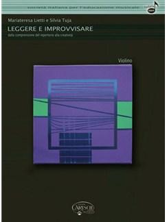 Leggere e Improvvisare: Violino Books | Violin