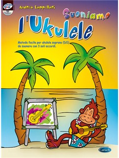 Suoniamo l'ukulele Books and CDs | Ukulele