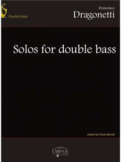 Domenico Dragonetti: Solos for Double Bass Books | Double Bass