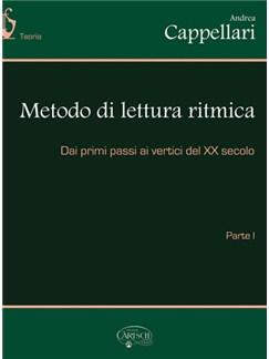 Metodo di Lettura Ritmica Parte I Books | All Instruments