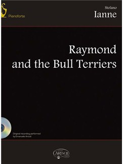 Stefano Ianne: Raymond & The Bull Terriers+CD CD y Libro | Piano