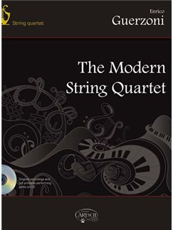 Enrico Guerzoni: Modern String Quartet Books and CD-Roms / DVD-Roms | String Orchestra