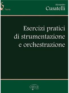 Esercizi Pratici di Orchestrazione e Strumentazione Books | All Instruments