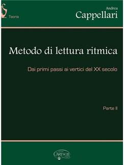 Metodo di Lettura Ritmica Parte 2 Books | All Instruments