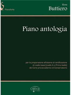 Piano Antologia Books | Piano
