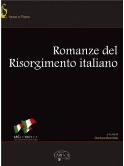 Romanze a Voce e Pianoforte del Risorgimento Italiano Books | Voice