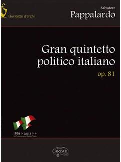 Salvatore Pappalardo: Gran Quintetto Politico Italiano Books and CD-Roms / DVD-Roms | Chamber Group