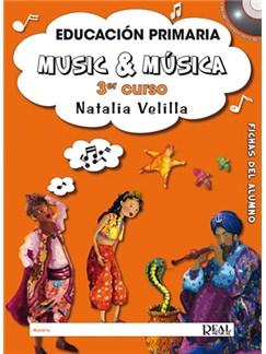 Music & Musica, Volumen 3 (Alumno) DVDs / Videos y Libro | All Instruments