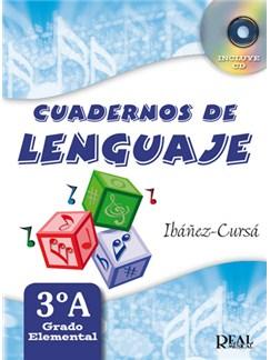 Cuadernos de Lenguaje, 3A (Grado Elemental - Nueva Edición) CD y Libro | Todos Instrumentos