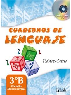 Cuadernos de Lenguaje, 3B (Grado Elemental - Nueva Edición) CD y Libro | All Instruments