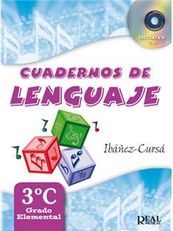 Cuadernos de Lenguaje, 3C (Grado Elemental - Nueva Edición) CD y Libro | All Instruments