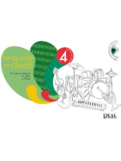 Lenguaje Musical, Volumen 4 CD y Libro | All Instruments