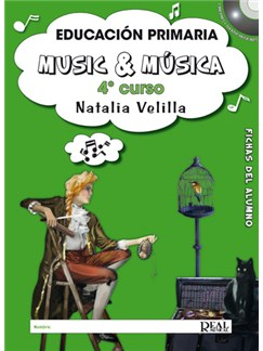 Music &  Música, Volumen 4 (Alumno) DVDs / Videos y Libro | All Instruments