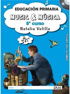 Music & Música Vol.5 - Fichas Del Alumno DVDs / Videos y Libro | Todos Instrumentos