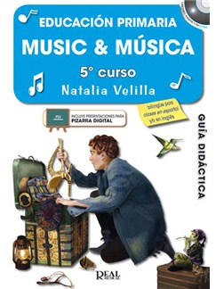 Music & Música Vol.5 - Guía Didáctica CD y Libro | All Instruments