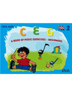 C E G (Do Mi Sol) 2 Books | All Instruments