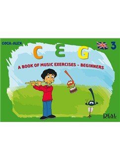 C E G (Do Mi Sol) 3 Books | All Instruments