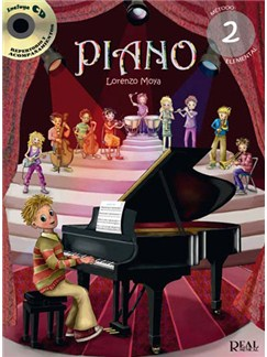 Piano Vol. 2 CD y Libro | Piano