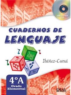 Cuadernos de Lenguaje 4A,  (Grado Elemental - Nueva Edición) CD y Libro | All Instruments