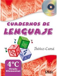 Cuadernos de Lenguaje 4C,  (Grado Elemental - Nueva Edición) CD y Libro | All Instruments