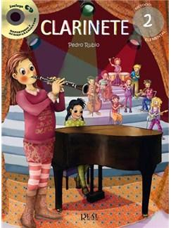 Primeros Pasos: Clarinete - Vol.2 CD y Libro | Clarinete
