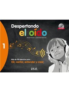 Encarnación López De Arenosa: Despertando El Oído (Book/CD) CD y Libro |