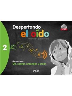 Encarnación López De Arenosa: Despertando El Oído - Volume 2 (Book/CD) CD y Libro  