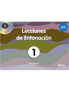 Lecciones de Entonación, 1 (Nueva edición con CD) CD y Libro | Piano