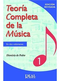 Teoría completa de la música - Vol.1 (Edición revisada) Libro | Piano
