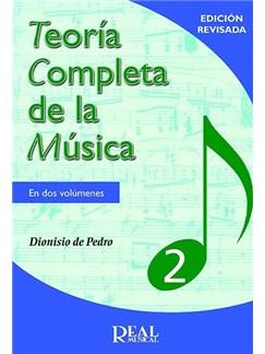 Teoría completa de la música - Vol.2 (Edición revisada) Libro | Piano