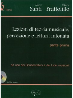 Lezioni Di Teoria Musicale: Vol. 1 Books and CD-Roms / DVD-Roms |