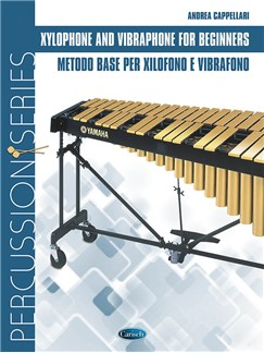 Andrea Cappellari: Xylophone And Vibraphone For Beginners Books | Xylophone, Vibraphone