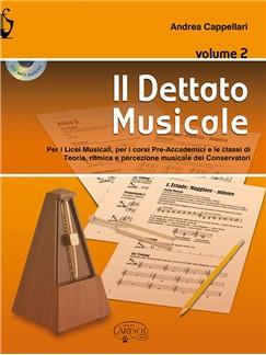 Andrea Cappellari: Il Dettato Musicale Volume 2 Books |