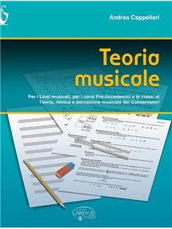 Andrea Cappellari: Teoria Musicale Books |