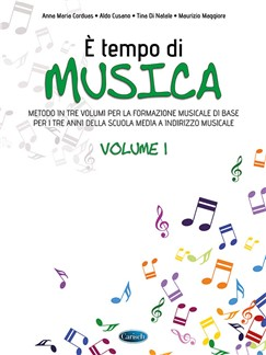 È Tempo Di Musica Volume 1 Books |