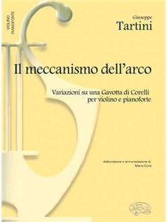 Giuseppe Tartini: Il Meccanismo dell'arco Books   Violin, Piano