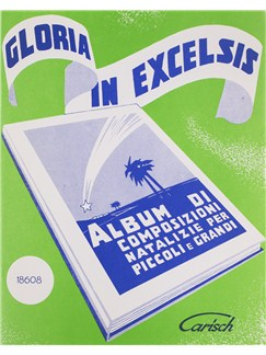Moroni: Gloria In Excelsis Books | Piano