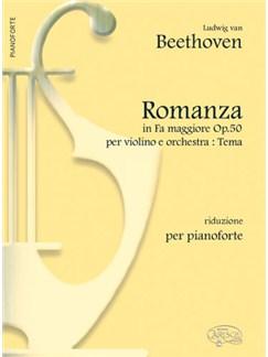 Beethoven Romanza Fmaj Op50 Pf Bk Books |