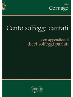 100 Solfeggi Cantati Books | All Instruments