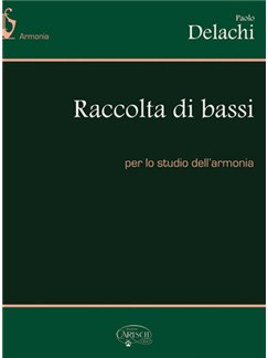 Raccolta di bassi per lo studio dell'armonia Books | All Instruments