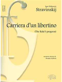 Stravinskij Carriera Libertino Lib Books |