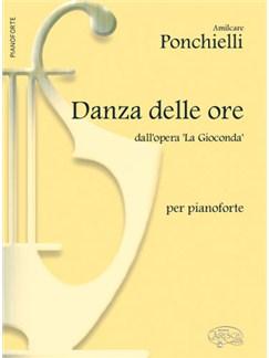 Amilcare Ponchielli: Danza delle Ore dall'opera La Gioconda, per Pianoforte Books | Piano