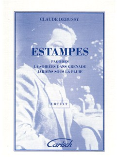 Claude Debussy: Estampes, for Piano Livre | Piano